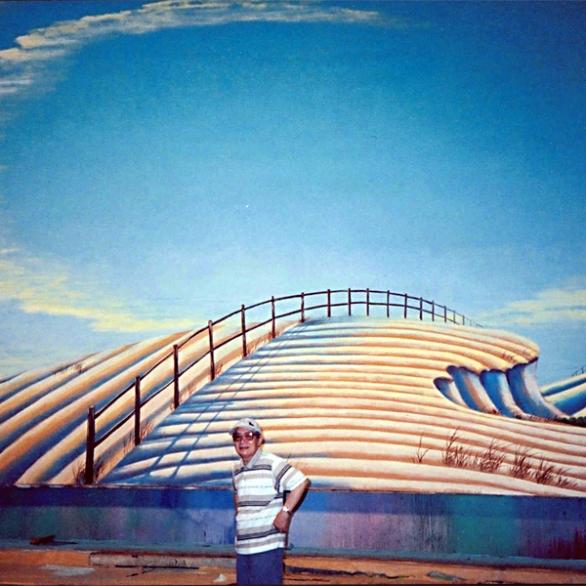 Mr. Zhao, Master Scenic Artist