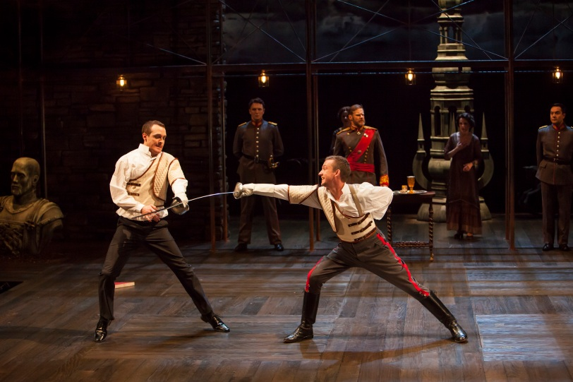Hamlet, ©2014 DCPA