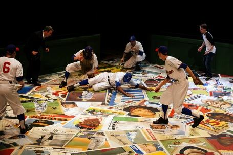 Jackie & Me painted floor